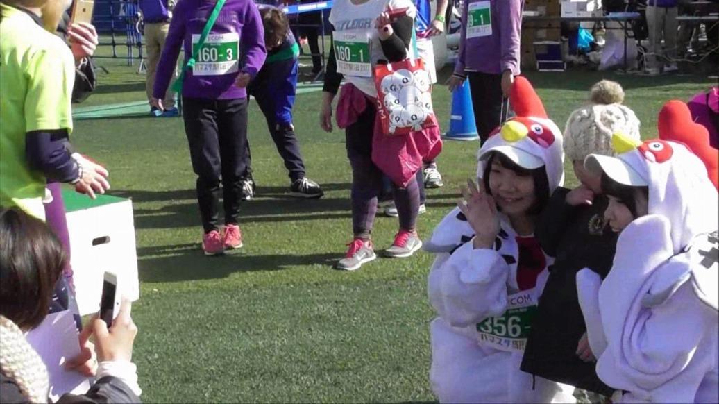 ハマスタ駅伝ファン感謝祭